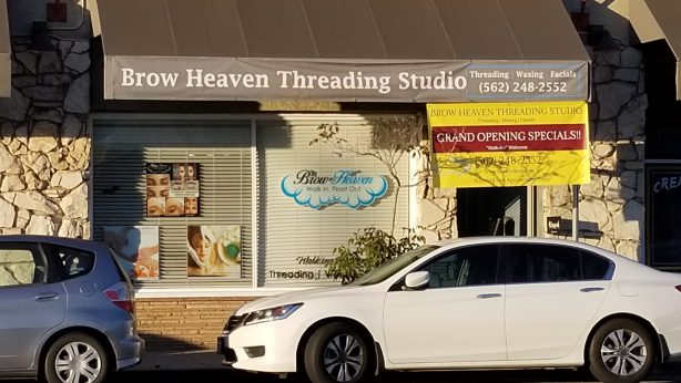 Brow Heaven Threading Studio