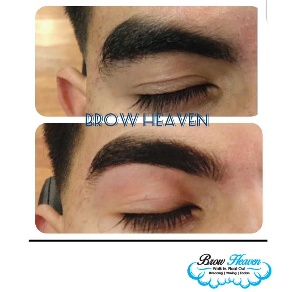 Men's Eyebrow Threading in Long Beach, CA