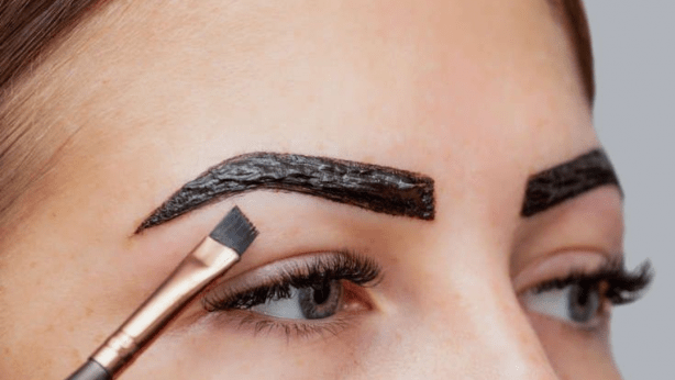 See how Henna Brows Treatment is applied